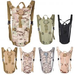 Tactical Hydration Pack - All Colors