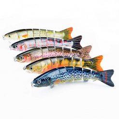Minnow Swim-bait Fishing Lure