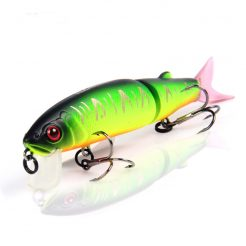 Jointed Minnow Swimbait Fishing Lure
